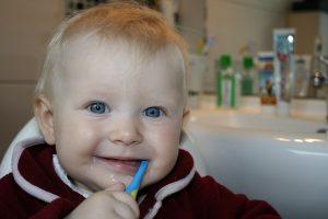 בריאות השיניים אצל תינוקות