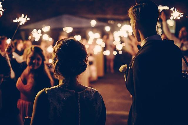 כמה צלמים צריך לאירוע חתונה? ואיזה?