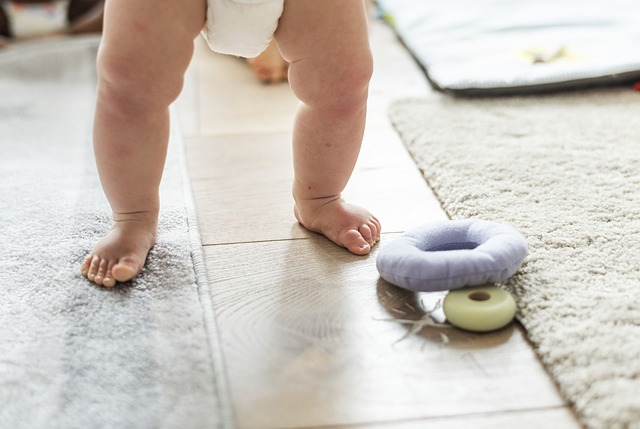 שטיח שאגי או שטיח דק מה מתאים לחדר ילדים
