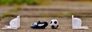 שער כדורגל מתקפל לילדים
