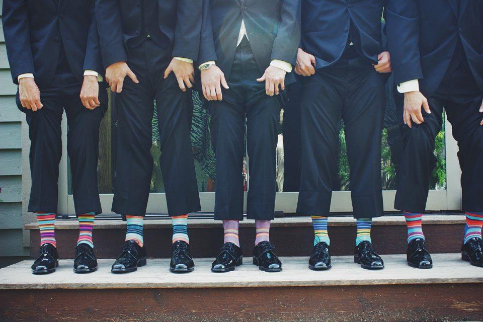 גרביים לגברים לא חייבים להיות משעממים – כמה רעיונות עיצוב