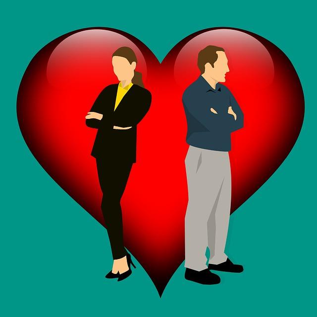 בעיות בזוגיות – לא חייב להרים ידיים
